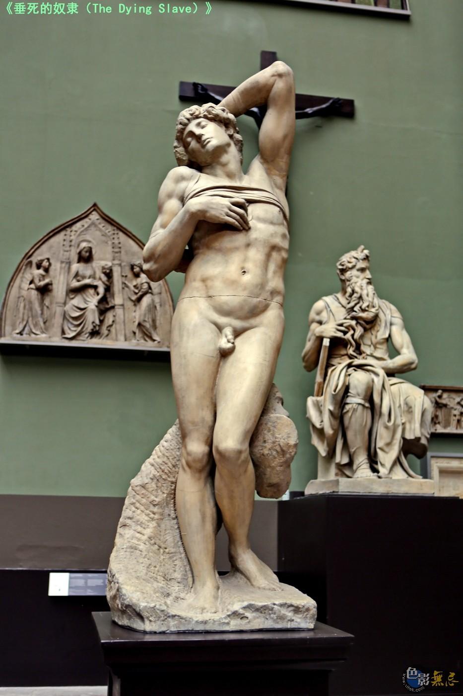 米开朗基罗雕刻的摩西雕像和奴隶雕像都是为教皇尤里